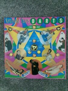 Darts-Everyone-Plays-Darts-Magnet-MAG-5022-Vinyl-LP-Album
