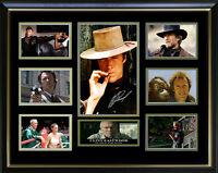 Clint Eastwood Signed Framed Memorabilia
