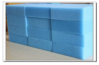 New 12 X Fine Foam Filter Pads Fish Tank Fits Juwel Jumbo Lowest Price!