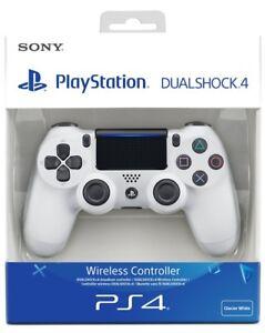 DualShock 4 Controller Glacier White V2