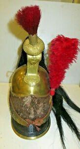 Beau-casque-de-Dragon-Troupe-modele-1804-epoque-1-er-Empire-Belle-copie