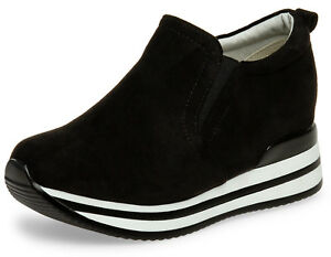 7 Velours Absatz Hoher Fashion Dauomo Caspar Schuhe Sbo099 Sneaker Cm xfwqn1YH7