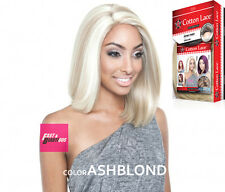 ISIS Red Carpet Synthetic Cotton Lace Front Wig RCP801 PANSY Medium Straight