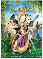 Tangled (dvd, 2011) Brand And Sealed Disney Ship Fast