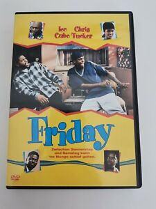 Friday-DVD-deutsch-english-Ice-Cube-Chris-Tucker