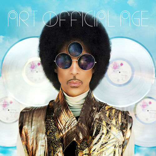 Art Official Age - Prince (2014, CD NEUF)