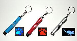 Rotes Laserpointer Beam Licht für Präsentationen Katzenspielzeug Portable W #co