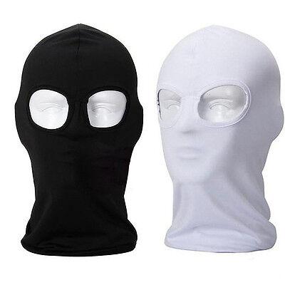 Ultra Thin Outdoor Sports Bicycle Cycling Hood Hat CS Balaclava Full Face Mask