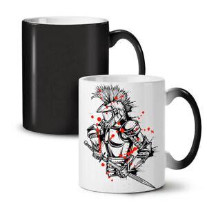 Knight Warrior Fantasy NEW Colour Changing Tea Coffee Mug 11 oz | Wellcoda