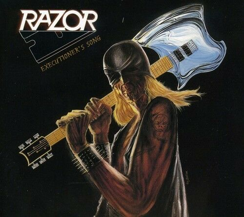 Executioners Song - Razor (2009, CD NEU)
