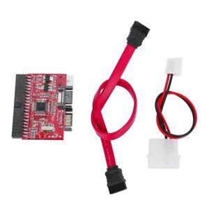 NEW-IDE-HDD-to-SATA-Serial-ATA-Converter-Adapter-Support-Serial-ATA-hot-Plug
