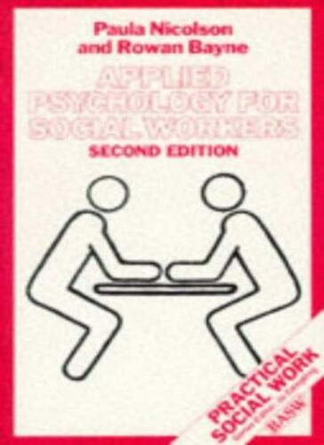 1 of 1 - Applied Psychology for Social Workers (Practical Social Work Series),Paula Nico