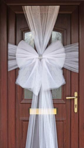 WickedFun® CHRISTMAS DELUXE DOOR BOW XMAS BABY SHOWER NEW YEAR PARTY DECORATION