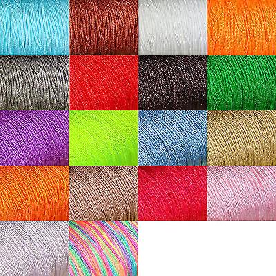 5 Metros de Cordón Antelina 5mm Color a Escoger  A120C Panno Klud Tuch Tissu