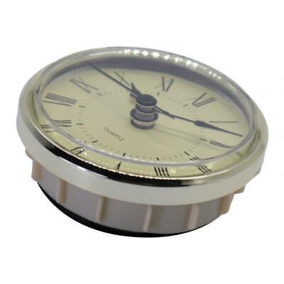 Einsteckwerk zum Quarzuhrwerk Uhrwerk Quarz Uhr Einsatz Römische Ziffer
