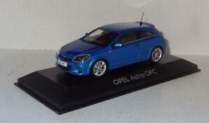 Minichamps-Opel-Astra-OPC-1-43-PC-und-OVP-2-2-8