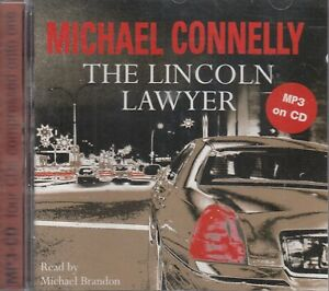 Michael-Connelly-The-Lincoln-Lawyer-MP3-CD-Audio-Book-Abridged-Crime-Thriller