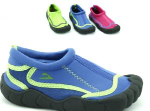 Footstyle-AQUA-Playa-Surf-Mojado-Zapatos-De-Agua-Ninos-Ninas-Botas-para-hombre-mujer-traje
