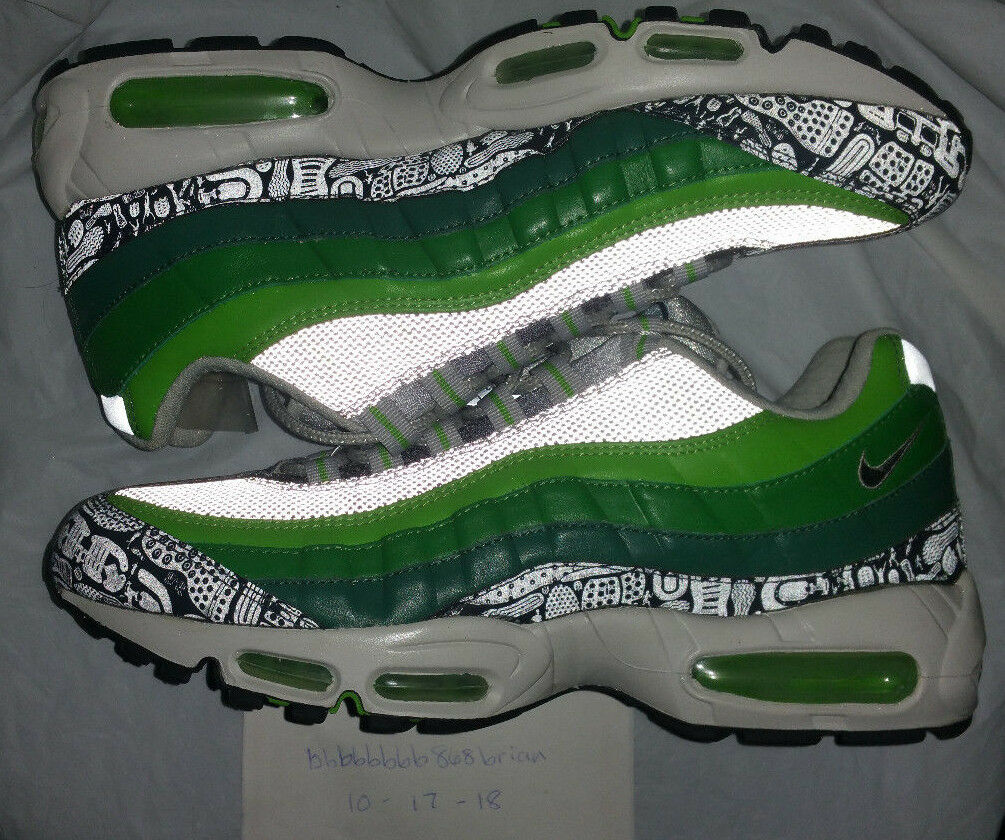 Nike Air Max Max Max 95 SZ 10  Rejuvenation  Deadstock 313516 301 HU HOLI cf0905