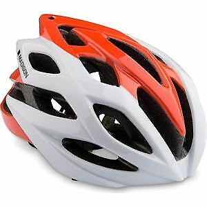 Madison Peloton Gloss White and Flame Red Medium we red