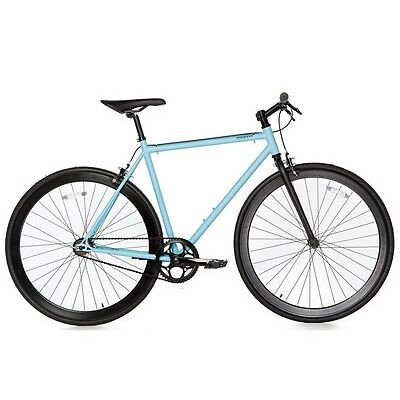 Vélo Fixie - Fixed Gear & Single Speed Bleu