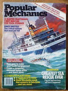 Popular-Mechanics-Magazine-April-1981-Greatest-Sea-Rescue-Ever