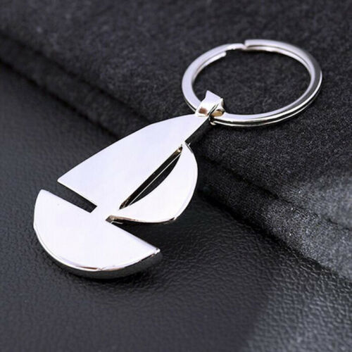 Metal Steamship Souvenir Creative Sailing Keychain Trinket Gift For Sailor 6A