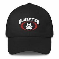 Blackwater Tactical Classic Dad Hat Academi Xe Private Military