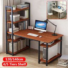 L Shaped Pc Desk Home Office Computer Gaming Laptop Table Workstation 3 Styles
