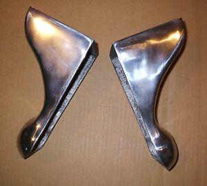 Peterbilt-vintage-single-headlight-brackets