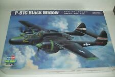 HOBBYBOSS  NORTHROP  P-61C  BLACK WIDOW  1:48 scale  kit