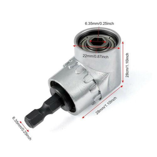 105° Arbre Rallonge Flexible Câble Rotatif Perceuse Polissage porte-tournevis