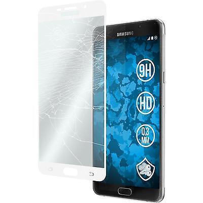 1 X Glas-folie Klar Full-screen Weiß Für Samsung Galaxy A9 Schutzglas Galaxy A9 AusgewäHltes Material