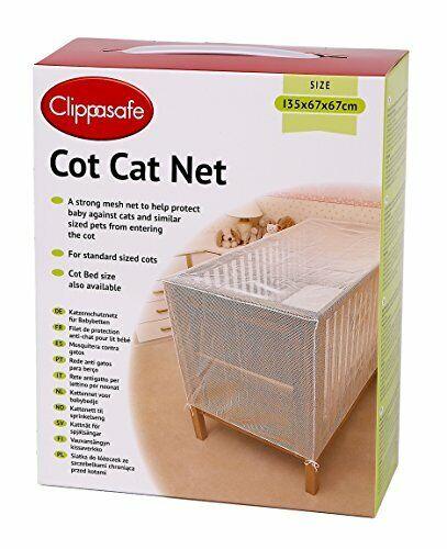 Clippasafe RED CAT Cuna