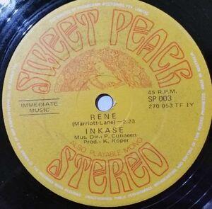 RARE-AUSSIE-1970-INKASE-RENE-I-LOVE-MY-DOG-7-034-SWEET-PEACH-SP-003