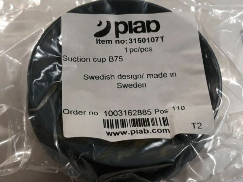 PIAB Suction Cup B75 Suction Cup 1003162885 3150107T