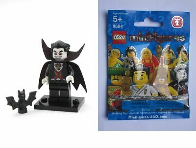 """Complete LEGO Collectible Minifigure #8684 Series 2 /""""SURFER/"""""""