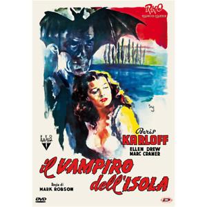 Vampiro-Dell-039-Isola-Il-Dvd-Nuovo