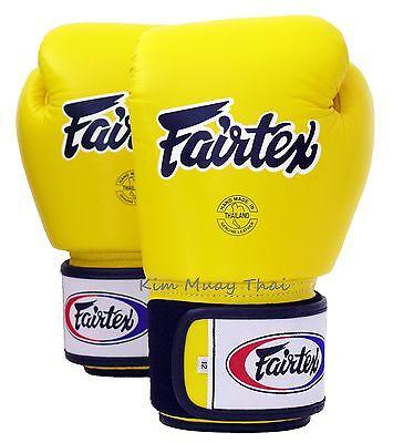FAIRTEX NEW DESIGN BGV1 UNIVERSE MUAY THAI BOXING MMA K1 GLOVES EXPRESS SHIP