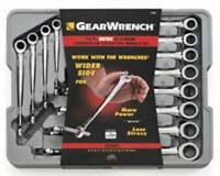 Gearwrench 85888 Ratcheting Wrench Set metric 12 Pt Pc 6nje0 Tools and Accessories