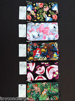 Disney / Loungefly Coin Cosmetic Bag Zipper Pouch Choose Pattern