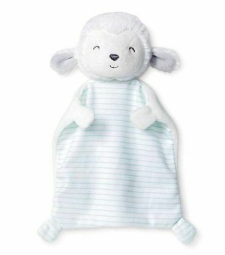 Brand New CARTER/'S PRECIOUS FIRSTS LAMB LOVEY security Blanket