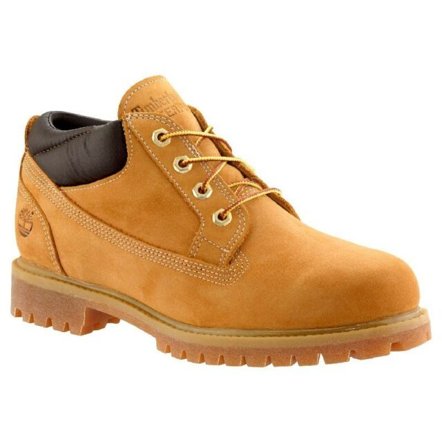 Timberland Mens Classic Low Oxford Waterproof