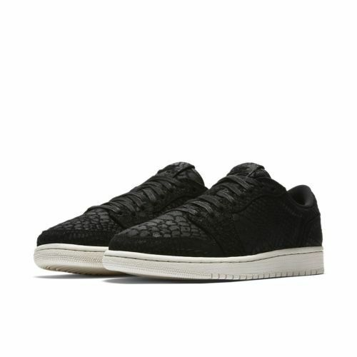 Air Jordan 1 Retro Low LS Black Sail Aj6004 010 Basketball SNEAKERS Womens  7 for sale online  e998fdef32