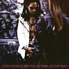 Lenny Kravitz Are You Gonna Go My Way 180g Gatefold Virgin Vinyl 2 LP