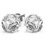 Clear-Crystal-Elegant-Women-925-Sterling-Silver-Plated-Ear-Stud-Earrings-Jewelry thumbnail 6