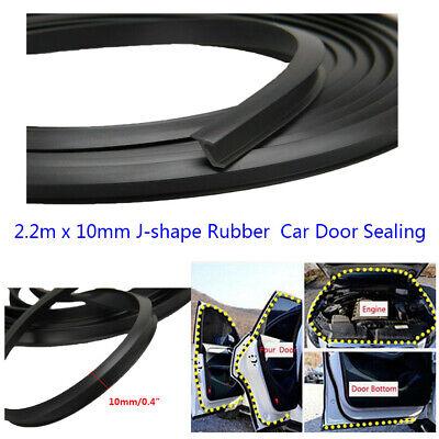 J Shape Door Window Rubber Seal Trim Strip Seal Roll For Car Truck Van Uk Ebay