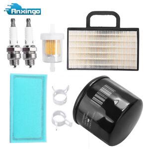 Air-filter-499486-698754-Oil-fuel-filter-795890-695396-Briggs-amp-Stratton-18-26HP