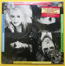 Missing Persons Dale Bozzio Sealed Original Capitol LP Hype Sticker