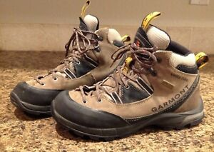 73f57709b569 Details about Garmont Vetta Hike Sz 9 Women's Gore-Tex Hiking Trail  Mountaineering Boots Brown